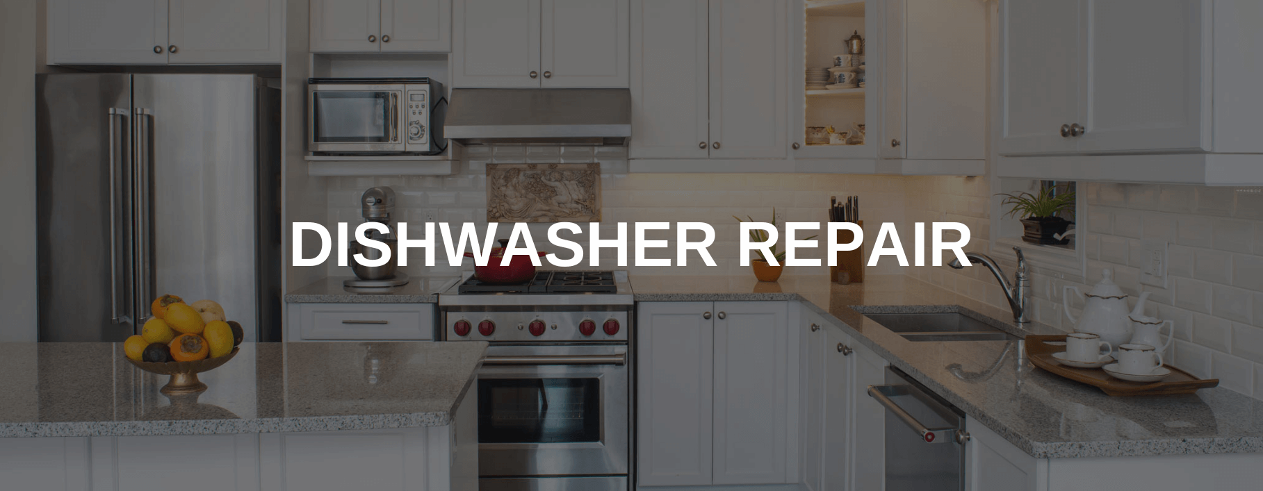 dishwasher repair huntington beach